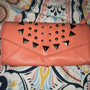 Studded wallet from Nordstrom BP